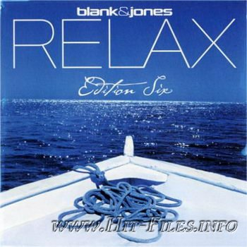 Blank and Jones – Relax Edition Six ( 2011 )