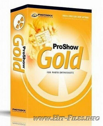 Photodex ProShow Gold v5.0.3206 + Rus