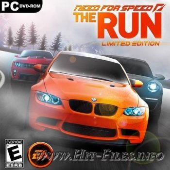 Need for Speed: The Run Limited Edition 1.1.0.0 ( 2011 / Rus / Repack )