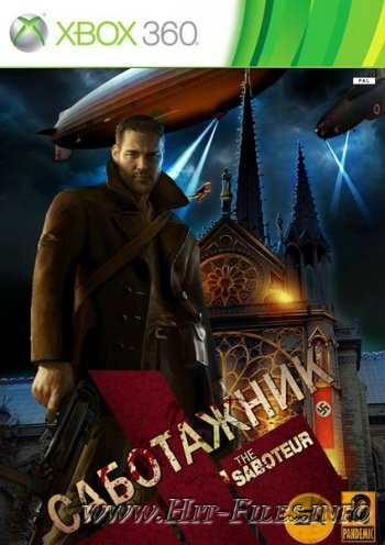 The Saboteur ( 2009 / Rus / XBOX360 )