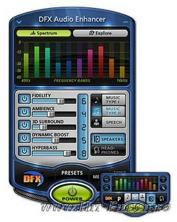 DFX Audio Enhancer 10.134 Rus