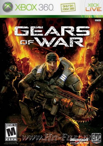 Gears of War ( 2006 / Rus / XBOX360 )