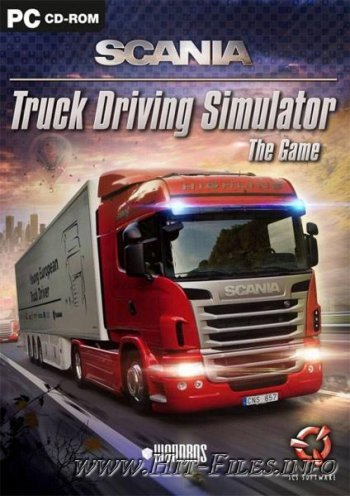 Scania Truck Driving Simulator ( 2012 / Rus / Eng / MULTI33 )