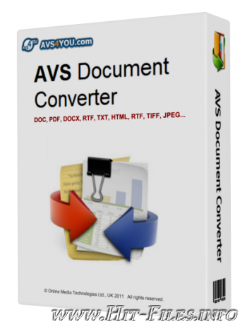 AVS Document Converter 2.2.3.200 ML/Rus