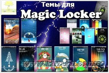 Темы для Magic Locker ( Android 2.2+ )