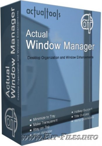 Actual Window Manager 7.2 Final