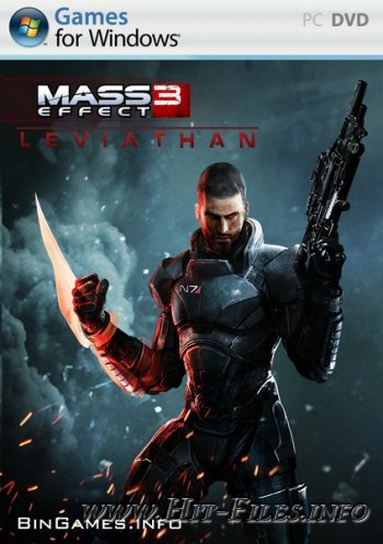 Mass Effect 3 Leviathan ( 2012 / Eng / Add-On )