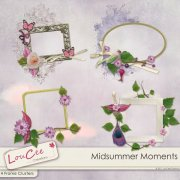 "Скрап-набор ""Midsummer Moments"""