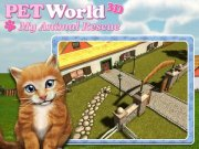 PetWorld 3D: My Animal Rescue ( 2012 / Eng / HD / iPhone / iPad )