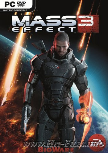 Mass Effect 3. Digital Deluxe Edition ( 2012 / Rus / Eng / RePack )