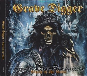 Grave Digger - Clash Of The Gods ( Limited Edition ) ( 2012 )