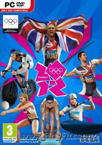 London 2012: The Official Video Game Of The Olympic Games ( 2012 )