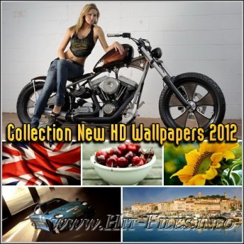 Collection New HD Wallpapers 2012