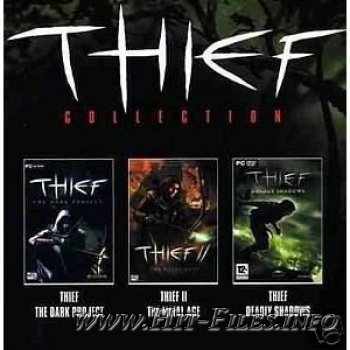 Thief: Trilogy / Вор: Трилогия ( 1998-2004 / Rus / Eng / RePack )