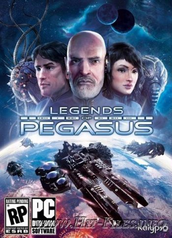 Legends of Pegasus ( 2012 / Eng / DE / Full / Repack )