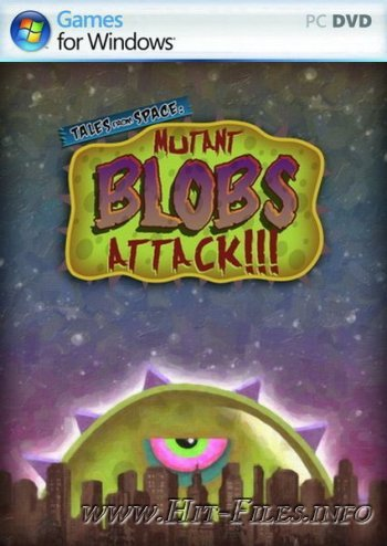 Tales from Space: Mutant Blobs Attack ( 2012 / Eng )