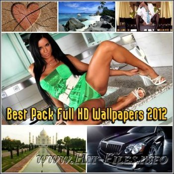 Best Pack Full HD Wallpapers 2012