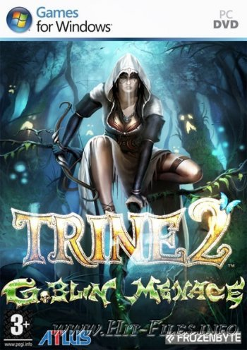 Trine 2: Goblin Menace ( 2012 / Multi14 / Rus / Eng / Add-On )