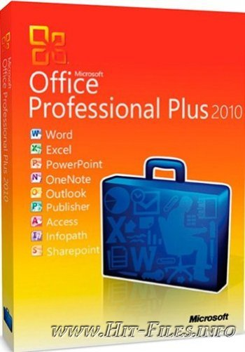 Microsoft Office 2010 SP1 14.0.6029.1000 VL Select Edition x86+x64 Russian