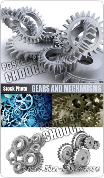 Шестеренки и механизмы / Gears and mechanisms