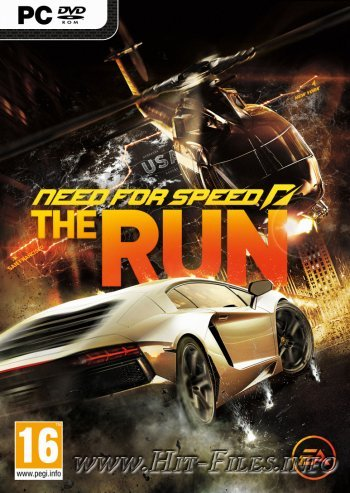 Need For Speed: The Run. Limited Edition ( 2011 / Multi11 / Rus / Eng / RePack )