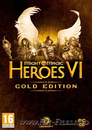Might & Magic: Heroes VI. Gold Edition ( 2012 / Eng )