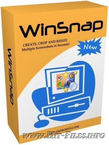 WinSnap 4.0.5 Rus RePack / Portable by KpoJIuK