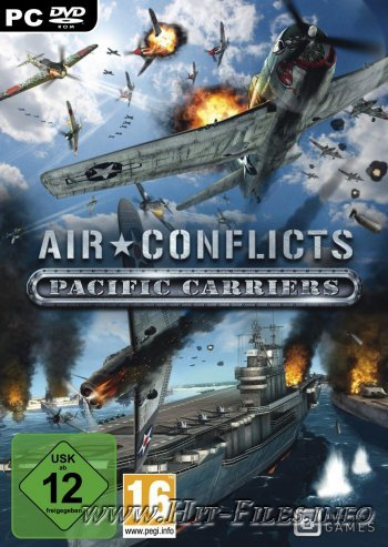 Air Conflicts: Pacific Carriers - Асы Тихого Океана ( 2012/Rus/Full/RePack )