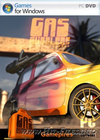 Gas Guzzlers Combat Carnage ( 2012 / Eng / Repack )