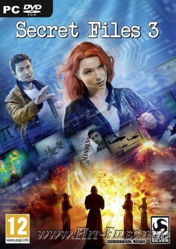 Secret Files 3: The Archimedes Code ( 2012 / Rus / Eng / RePack )