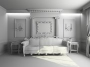 Rooms Backgrounds / Фоны - комната