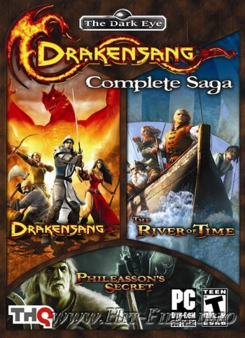 Drakensang. Anthology ( 2009-2011 / Rus / Eng / RePack )