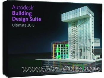 Autodesk Building Design Suite Ultimate 2013 ( 2012 / Eng / Rus ). ISZ-образ
