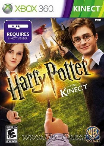Harry Potter for Kinect ( 2012 / RF / Eng / XBOX360 )