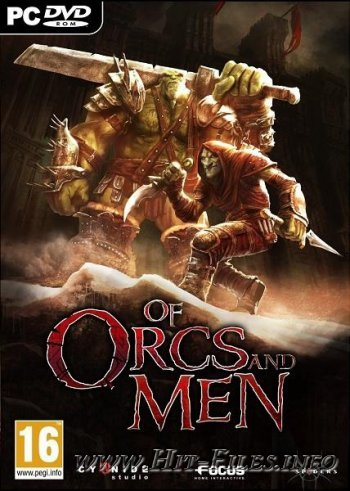 Of Orcs and Men ( 2012 / Rus / Eng / MULTI8 )