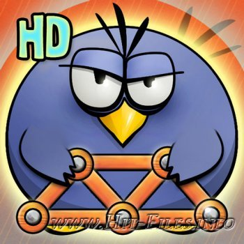 Fat Birds Build a Bridge! HD ( 2012 / Multi6 / HD / iPhone / iPad )