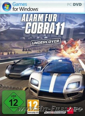 Crash Time 5: Undercover ( 2012 / Rus / Eng / Repack )