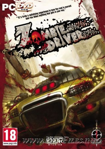 Zombie Driver HD ( 2012 / MULTI6 / Eng )
