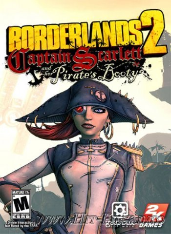 Borderlands 2: Captain Scarlett and Her Pirates Booty ( 2012 )