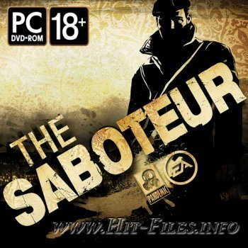 The Saboteur ( 2009 / Rus / RePack )