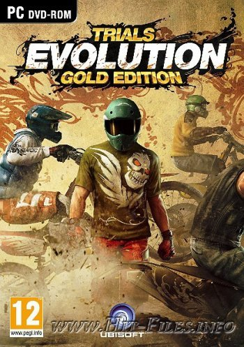 Trials Evolution: Gold Edition ( 2013 / Rus / Eng / Beta )